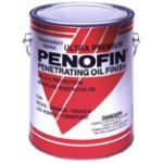 *Penofin Quart Western Red Cedar Transparent Red Label Ultra Premium Penetrating Oil Finish