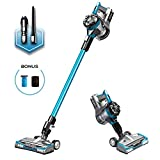 Eureka NEC222 HyperClean Cordless Vacuum Cleaner, Super for All Carpet and Hardwood Floor, Stick and...
