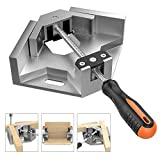 Right Angle Clamp, Housolution Single Handle 90° Aluminum Alloy Corner Clamp, Right Angle Clip...