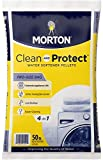Morton Salt 1501 Clean Protect System Water Softener, 50 lbs, White