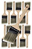 Angle Premium Wall/Trim House Paint Brush Set Great for Professional Painter and Home Owners...