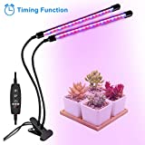 Grow Light, Grow Lights for Indoor Plants, Coson 18W 40 LED Bulbs Timming Plant Grow Lamp with Red,...