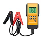 Digital 12V Car Battery Tester Automotive Battery Load Tester and Analyzer of Battery Life...