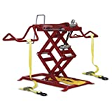 MoJack ZR - Residential Riding Lawn Mower Lift, 250lb Lifting Capacity, Fits Most Residential &...