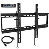 Everstone Tilt TV Wall Mount Bracket for Most 32-80 Inch LED,LCD,OLED,Plasma Flat Screen,Curved...