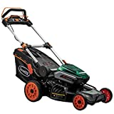 Scotts Outdoor Power Tools 60362S 21-Inch 62-Volt Cordless Self-Propelled Lawn Mower, LED Lights,...