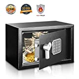 Safe and Lock Box - Safe Box, Safes And Lock Boxes, Money Box, Safety Boxes for Home, Digital Safe...
