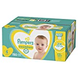 Pampers Swaddlers Diapers Size 4 150 Count