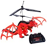 YARMOSHI Flying Dragon with Remote Control. Wings Realistically Flap While in Flight. Robotic,...