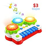 NextX Baby Toys 6 to 12 Months Infant Musical Learning Toys