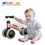 Ancaixin Baby Balance Bikes Bicycle Children Walker 10 Month - 24 Month Toys for 1 Year Old No Pedal...