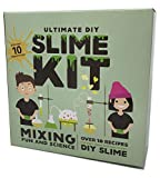 Baby Mushroom Ultimate Slime Kit -DIY- Make Over 10 Slimy Science and Chemistry Experiments! Fun &...
