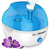 Cool Mist Humidifier, 11 Variable Mist Control Settings, Superior Ultrasonic 4 Liter Whisper-Quiet...