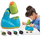 Kidtastic Microscope Science Kit for Kids - Fun Learning Toys for Preschoolers - STEM Toy for 3 Year...