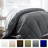 Beckham Hotel Collection 1600 Series - Lightweight - Luxury Goose Down Alternative Comforter - Hotel...