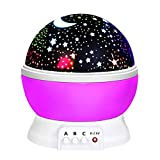ATOPDREAM Toys for 7-8 Year Old Boys Girls, Wonderful Quiet Rotating Starlight Toys for 2-10 Year...