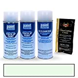 PAINTSCRATCH White Diamond Pearl Tricoat NH-603P for 2017 Honda Pilot - Touch Up Paint Spray Can Kit...