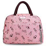 Lunch Bag Insulated Lunch Box Tote Bag Lunch Organizer Lunch Holder For...