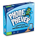 Phone Phever Board Game - Best New Fun Fast-Paced Family-Friendly Party Board Game - It's a...