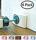 Wall Nanny - Baby Gate Wall Protector (Made in USA) Protect Walls & Doorways from Pet & Dog Gates -...