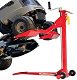 MoJack EZ Max - Residential Riding Lawn Mower Lift, 450lb Lifting Capacity, Fits Most Residential &...