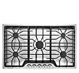 DMAFRIGFFGC3626SS - Frigidaire 36 Gas Cooktop