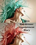 Hairdresser Appointment Diary 2019
