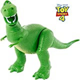 Disney Pixar Toy Story True Talkers Rex Figure, 7.8'