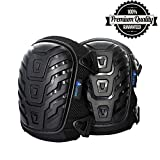 LAROSA MEDICAL Protective Knee Pads - Knee Protector for Gardening, Cleaning, Flooring, Working,...