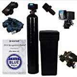 ABCwaters 48k-56sxt-fm pro Fine mesh Fleck Water Softener 48,000 Iron Filter System, 48k, black or...