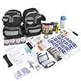 Emergency Zone 4 Person Urban Survival 72-Hour Bug Out/Go Bag | Perfect Way to Prepare Your Family |...