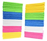 Simpli-Magic 79130 Microfiber Cleaning Cloths (Pack of 50) Large Size Ideal for Home, Kitchen, Auto,...