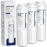 UKF8001 Water Filter, Compatible with Refrigerator Water Filter Whirlpool 4396395, Filter 4, Maytag...
