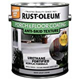RUST-OLEUM 262365 Gallon Dove Gray Satin Porch and Floor Urethane Finish Paint