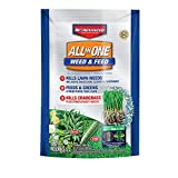 BioAdvanced 100532514 Weed & Feed Crabgrass Killer Science-Based Solutions Lawn Fertilizer, 10M,...