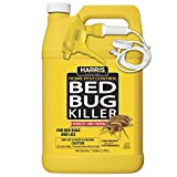 Harris Bed Bug Killer, Liquid Spray with Odorless and Non-Staining Formula (Gallon)