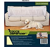 Couch Defender Keep Pets Off of Your Furniture, Beige