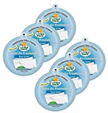 Citrus Magic Solid Air Freshener Pure Linen, Pack of 6, 8-Ounces Each