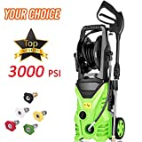 Homdox Electric High Pressure Washer 3000PSI 1.8GPM Power Pressure Washer Machine 1800W with Power...