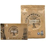 Grab Green Stoneworks Laundry Detergent Pods and Dryer Sheet Kit, Powered by Naturally-Derived Plant...