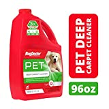 Rug Doctor Triple Action Pet Deep Carpet Cleaner; Permanently Removes Tough Pet Stains and Odors,...