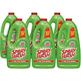 Spray 'n Wash Pre-Treat Laundry Stain Remover Refill, 360 fl oz (6 Bottles x 60 oz)