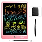 Dimi 10 inch LCD Writing Tablet,Colorful Screen Electronic Writing Board Doodle Pads Drawing Board...
