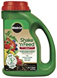 Miracle-Gro Continuous Release Plant Food Plus Calcium 3002610 Shake 'N Feed Tomato, Fruits and...