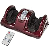Best Choice Products Shiatsu Foot Massager, Therapeutic Kneading and Rolling w/ Remote, 3 Modes -...