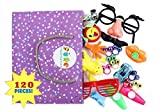 FLASH SALE! 120pc PARTY FAVOR TOY PACK | The BEST Kids' Party Favor Assortment For: Birthday Goodie...