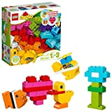LEGO Duplo My First Bricks 10848 Colorful Toys Building Kit for Toddler Play and Pretend Play (80...