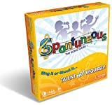 Spontuneous - The Song Game - Sing It or Shout It - Talent NOT Required (Best Family / Party Board...