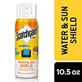 Scotchgard Water and Sun Shield with UV Protector, Protect Patio Furniture from Water and Sun...
