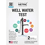 Well Water Test Kit for Drinking Water - Quick and Easy Home Water Testing Kit for Bacteria Nitrate...